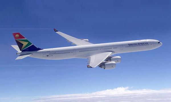 South African Airways met neuf Airbus A340 en vente