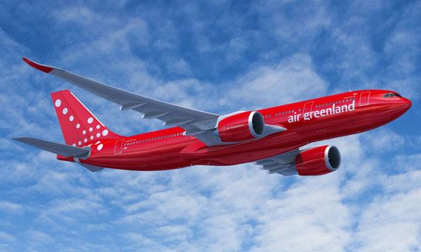 Air Greenland s'intéresse à l'Airbus A330-800