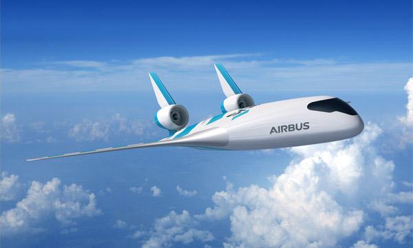 Airbus teste MAVERIC pour esquisser les futures générations d'avions