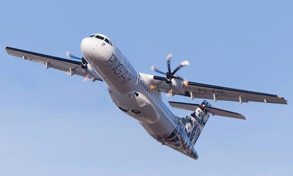 Singapore Airshow : PNG Air sera la compagnie de lancement de l'ATR 42-600 STOL