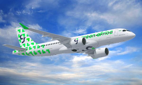 Green Africa Airways se détourne de Boeing pour acquérir 50 Airbus A220