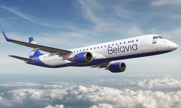 Belavia prend trois Embraer E195-E2 pour ses dessertes européennes