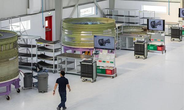 AMES expands its Dubai facility