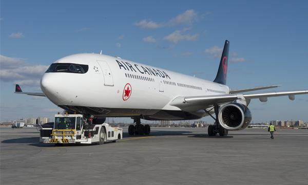 Les Airbus A220 et A330 d'Air Canada et Air Transat seront entretenus au Québec