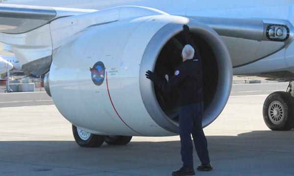 Le premier GTF de Pratt & Whitney assemblé au Japon vole