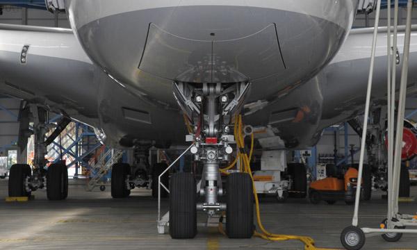 Lufthansa Technik s'associe aussi  à Safran pour la MRO du train d'atterrissage de l'Airbus A380