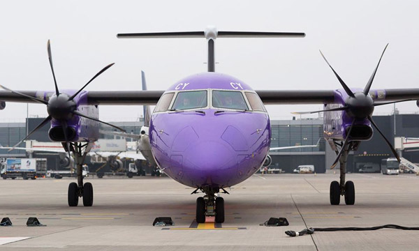 Flybe disparaît