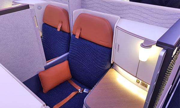 Aeroflot ouvre les portes de son Airbus A350 et présente ses cabines