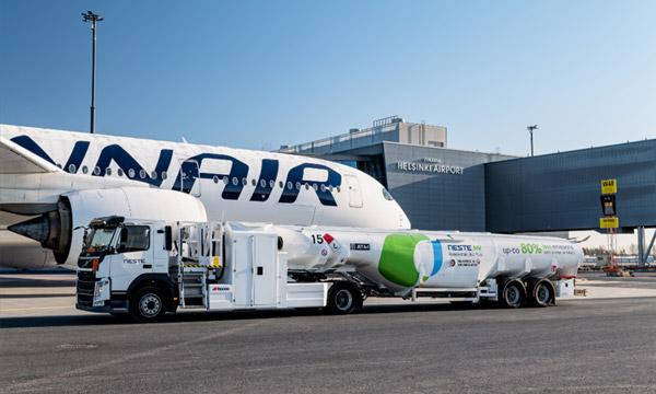 Finnair multiplie les initiatives pour réduire son empreinte carbone
