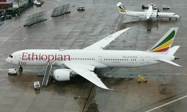 Ethiopian Airlines a perdu 190 millions de dollars en deux mois