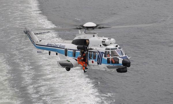 La garde côtière du Japon commande deux nouveaux H225 à Airbus