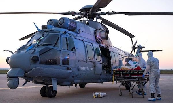 L'armée de l'Air maintient le rythme dans Résilience