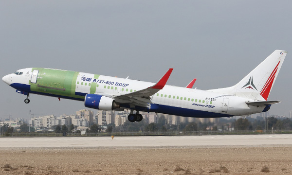 Bedek's Boeing 737-800 BDSF is ready for EIS