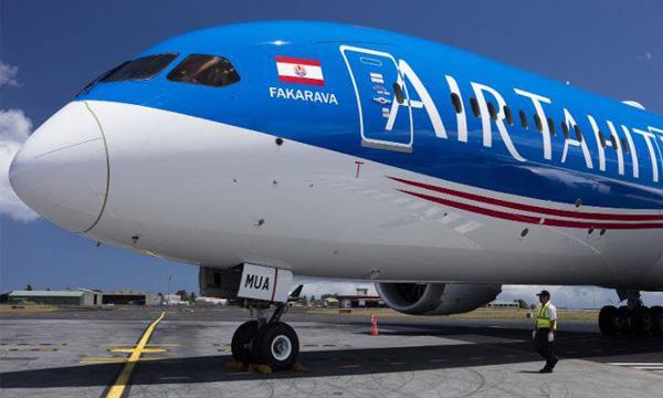 Air Tahiti Nui : Un premier avion entre entre la Polynésie et la métropole pour assurer la continuité territoriale