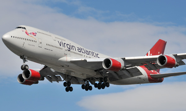 Virgin Atlantic a besoin de l'aide du gouvernement, prévient Richard Branson