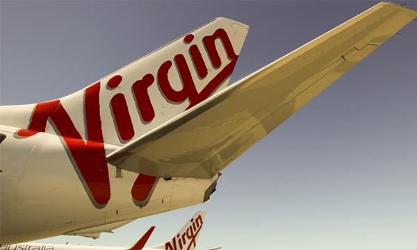 La compagnie aérienne Virgin Australia terrassée par le coronavirus