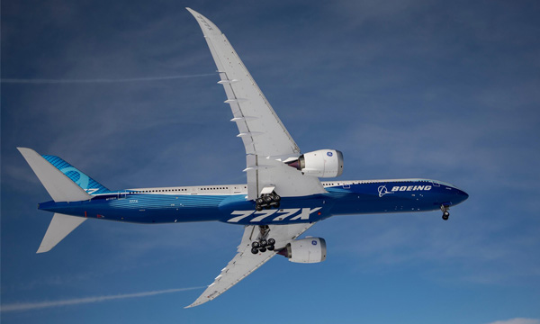 Le nouveau vaisseau amiral de Boeing en péril ?