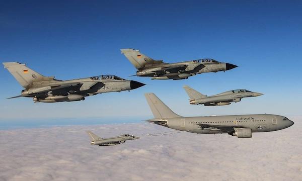 L'Allemagne confirme le tandem Eurofighter et Super Hornet