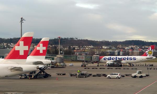Berne va garantir 1,2 milliard de prêts aux compagnies Swiss et Edelweiss