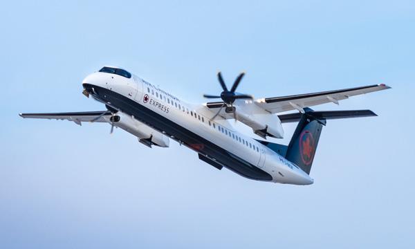 Transports Canada certifie la reconfiguration du Dash 8-400 pour le transport de fret