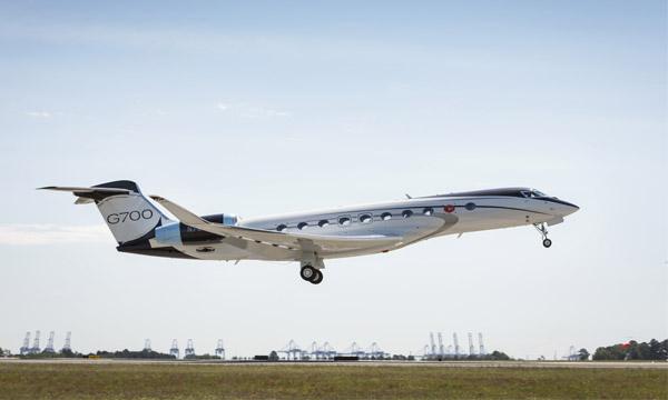 Gulfstream triple sa flotte de G700 d'essais