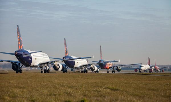 Brussels Airlines va perdre un tiers de son périmètre et un quart de ses effectifs