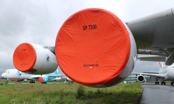 Tarmac Aerosave arrive au bout de ses capacités de stockage