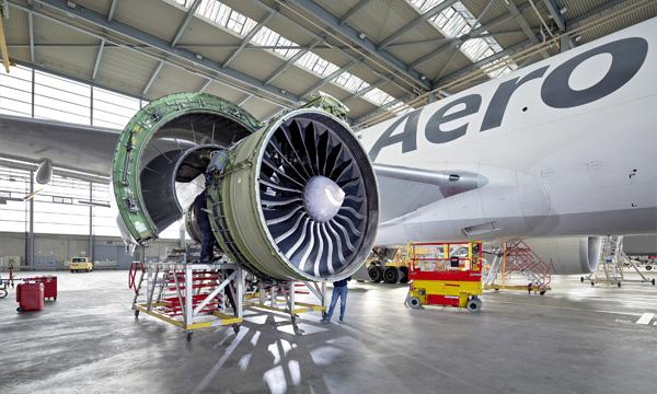 Aerologic prolonge son contrat moteur avec MTU Maintenance