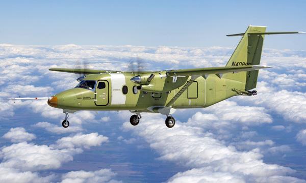 Le SkyCourier fait décoller Cessna vers de nouveaux horizons