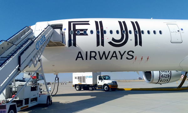 Fiji Airways supprime plus de la moitié de ses effectifs
