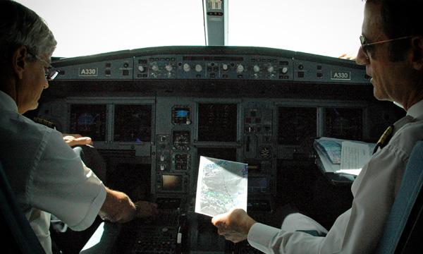 Reprise du trafic aérien et « Safety », le même combat