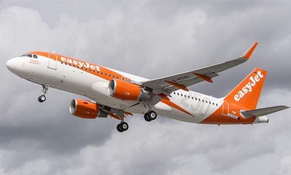 EasyJet will axe up to 4,500 jobs in Europe