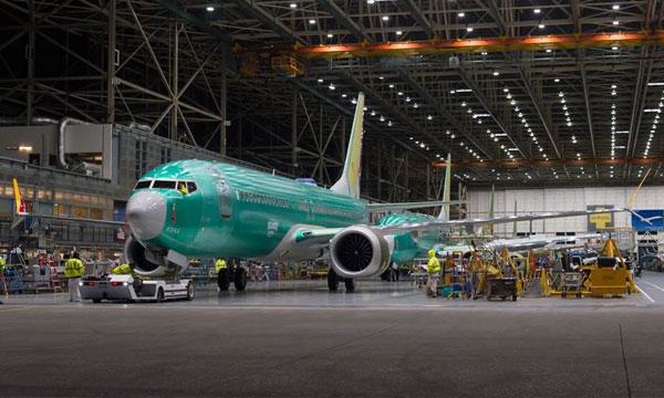 Boeing relance la production du 737 MAX