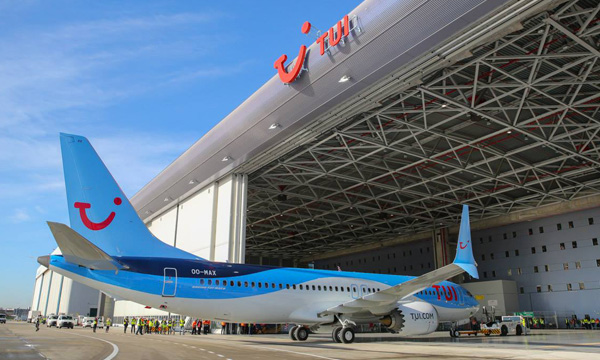 Boeing et TUI trouvent un accord sur les 737 MAX