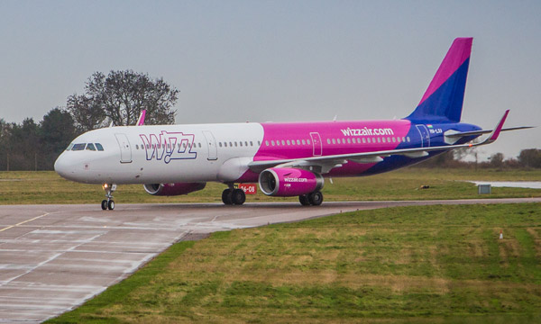 Wizz Air Abu Dhabi vise une centaine d'appareils en quinze ans