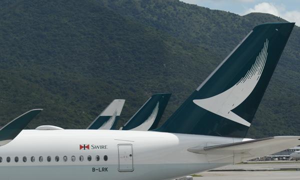 Hong Kong vole au secours de Cathay Pacific via un plan de recapitalisation