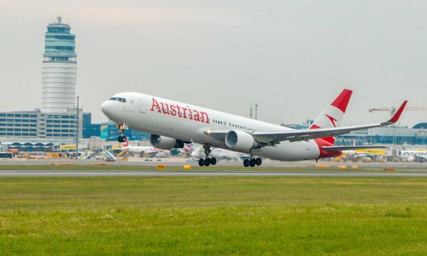 L'Autriche veut soutenir Austrian Airlines et l'écologie