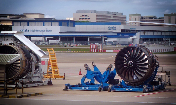 The MRO market revenue could fall by 60% in 2020