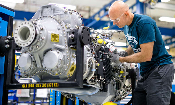 Pratt & Whitney Canada add five new authorized centers, including two in Europe