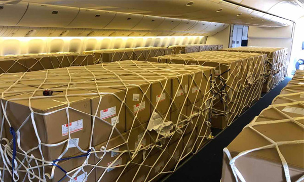 Preighters : Collins Aerospace offers quick conversion solutions for any passenger aircraft type