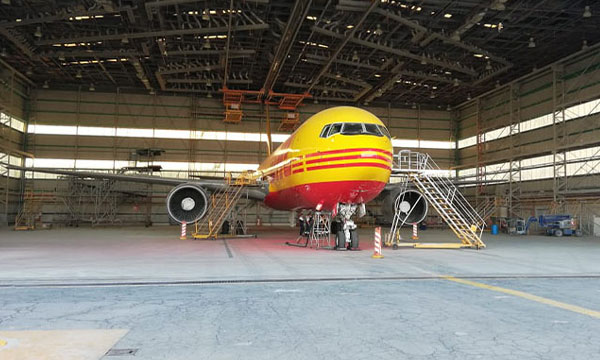 IAI to convert 3 new 767s to Freighters for DHL