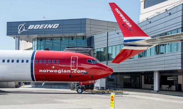 Norwegian Air Shuttle cancels order for 97 Boeings