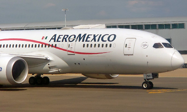 Mexico's Aeromexico files for bankruptcy in the US