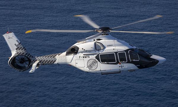 Airbus Helicopters : Le H160 décroche son certificat de type auprès de l'EASA