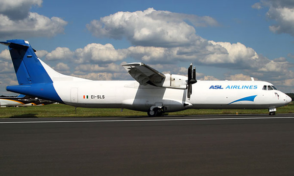MRO : ASL Airlines entrusts Sabena technics for the support of its ATR fleet