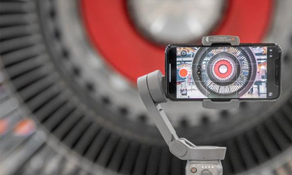 SR Technics lance l'inspection à distance pour ses services moteurs