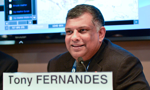 AirAsia sortira « plus forte » de la pandémie, selon son patron Tony Fernandes