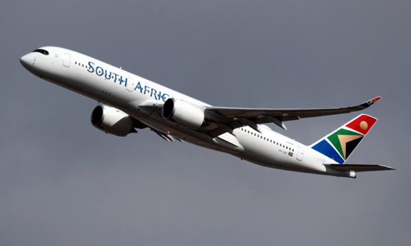 South African Airways s'apprête à licencier 2 700 employés dans le cadre de son plan de sauvetage