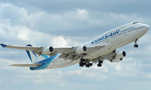 Les anciens Boeing 747-400 de Corsair appartiennent à FTAI Aviation