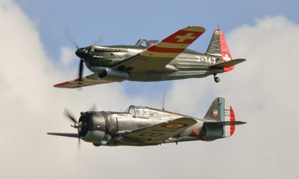 Pour sa 3e édition, Air Legend célèbre les batailles de France et d'Angleterre avec des avions d'exception